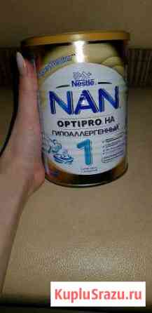 Смесь Nan 1 optipro гипоаллергенный Заворонежское