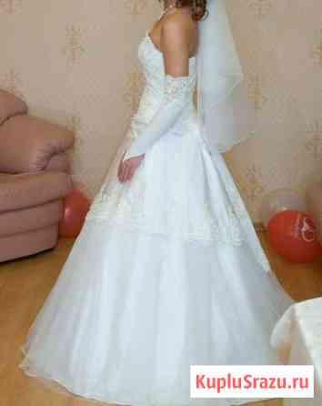 Продам свадебное платье Тверь