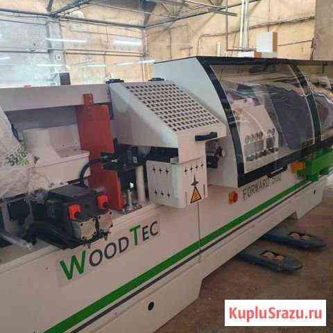 Кромкооблицовочный станок woodtec forward 500 Тверь