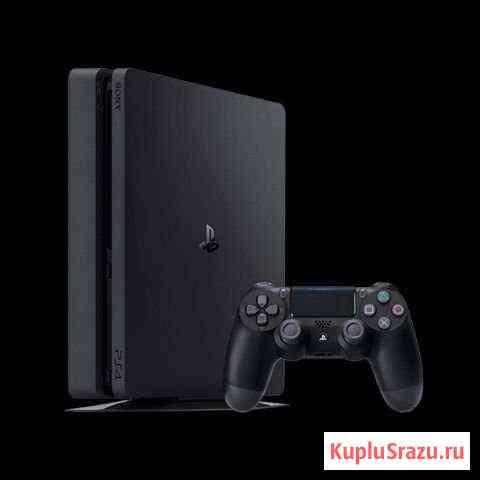 Sony Playstation 4 Slim Аренда-Прокат Тверь