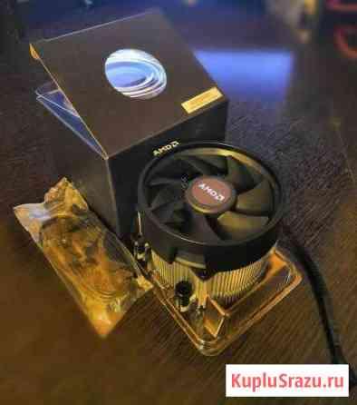 Новый Кулер AMD Wraith Spire (AM4) Кандалакша