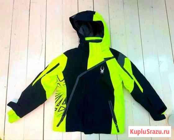 Продаётся детская горнолыжная куртка Боровичи