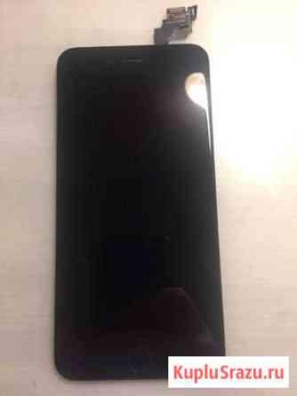 Дисплей iPhone 6 plus чёрный Великий Новгород
