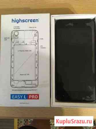 Highscreen Easy L Pro Омск