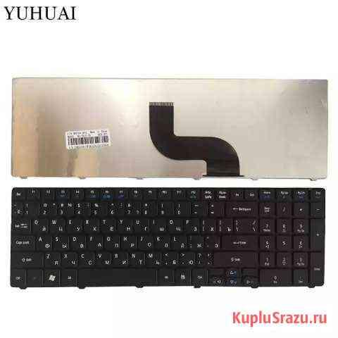 Новая клавиатура для ноутбука acer 5551g 5560g Оренбург