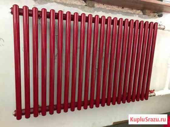Дизайн Радиатор сталь трубчатый kzto Гармония C25 Орёл