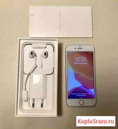 iPhone 7 128GB Rose Gold б/у Пермь