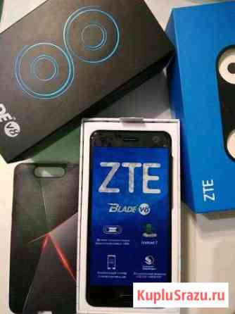 ZTE Blade V8 Black Edition(64 GB) новый Пермь