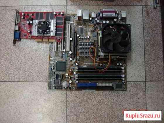 Продам компьютерное железо Лысьва
