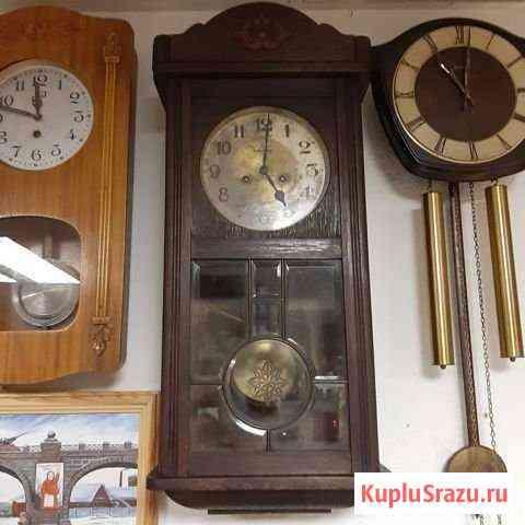 Настенные часы Густав Беккер Псков