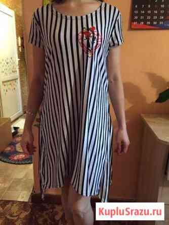 Платье туника Горно-Алтайск