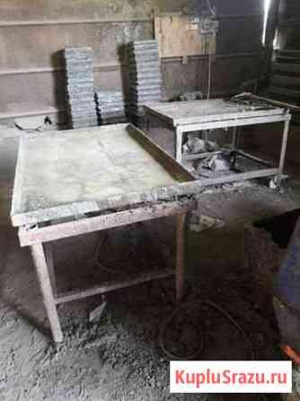Оборудование для производства тратуарных плиток Михайлов