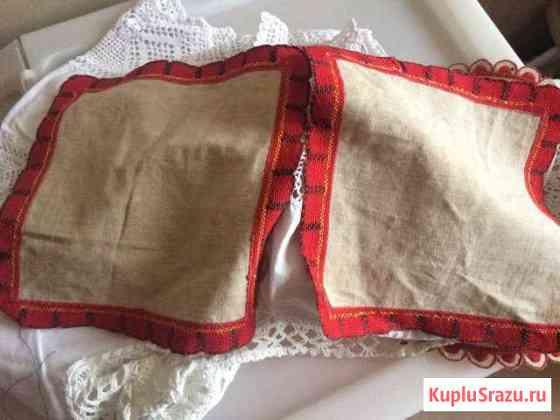 Очаровательный Текстиль: винтаж, ручная работа Рязань