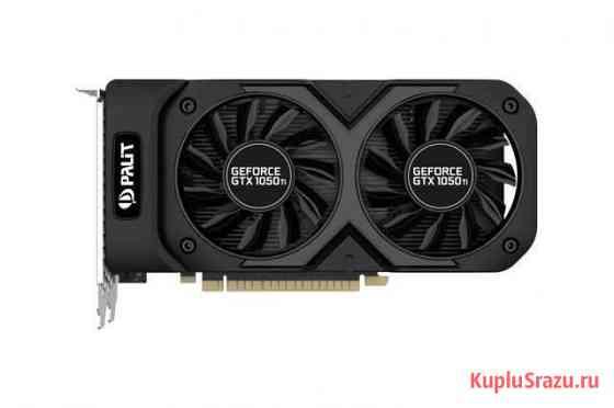 Palit Geforce GTX 1050ti 4GB dual oc Касимов