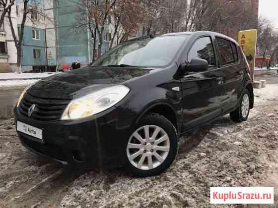 Renault Sandero 1.6МТ, 2012, 93000км Самара
