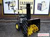 Снегоуборщик бензиновый Huter SGC 4100L самоходный