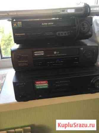 Видиоплейеры 5 шт,Сони, Панасоник, LG на запчасти Самара