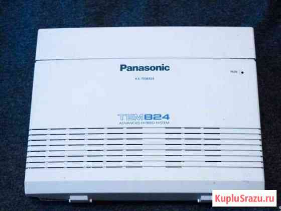 Мини атс - Panasonic KX-TEM824 RU Чапаевск