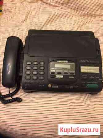 Телефон-факс Panasonic KX-F680RS Самара