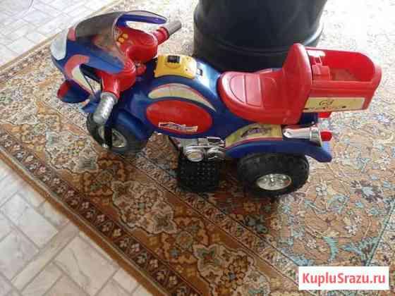 Мотоцикл Вольск