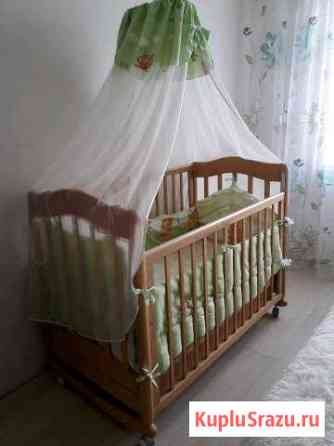 Детская кроватка Саратов