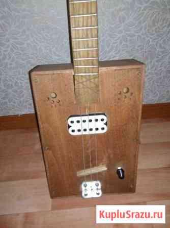 Блюзовая гитара Орёл