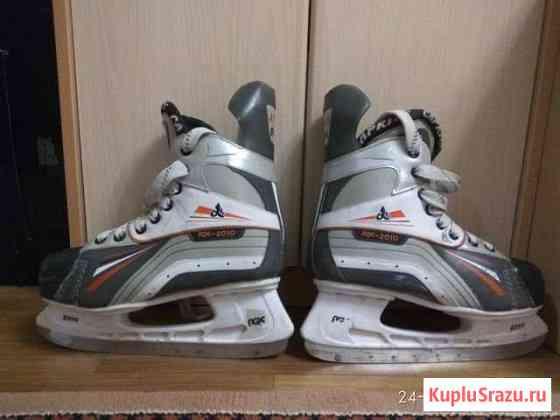 Коньки хоккейные р.40 RGX2010 Орёл