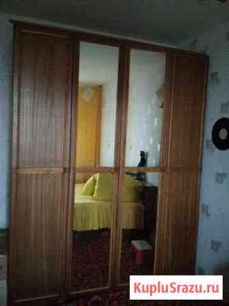 Шкаф с зеркалами Каменка