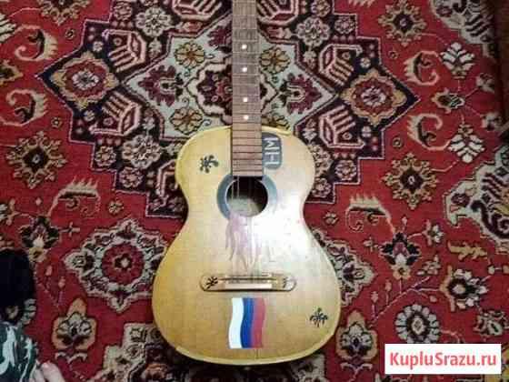 Гитара 6ти струн ная Спасск