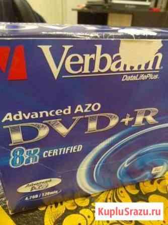 DVD-R Verbatim Пермь