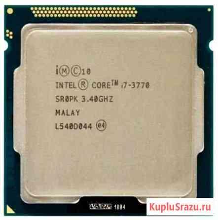 Процессор Intel Core i7-3770 8 мб кэш-памяти Пермь