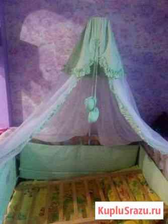Детская кровать Остров