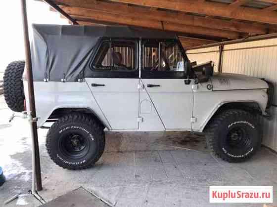 УАЗ 31514 2.4МТ, 1997, 100000км Гизель