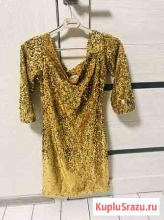 Платье в пайетках Смоленск