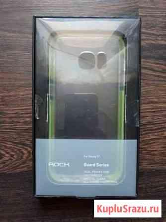 Новый чехол бампер на телефон Galaxy S7 Смоленск
