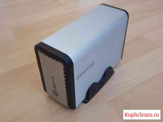 Mobile TwinDrive HD-3210-U2S External Data Storage Смоленск