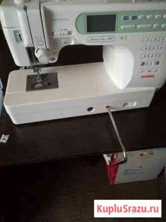 Швейная машина Janome Memori craft 6600 Ставрополь
