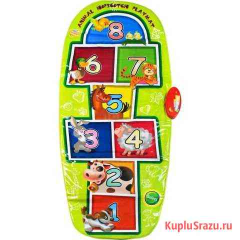 Музыкальный коврик Веселые классики игрушка Ставрополь