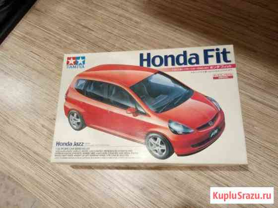 Honda Fit от Tamiya Минеральные Воды