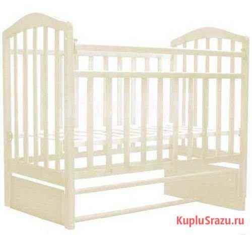 Детская кроватка+матрац Мичуринск