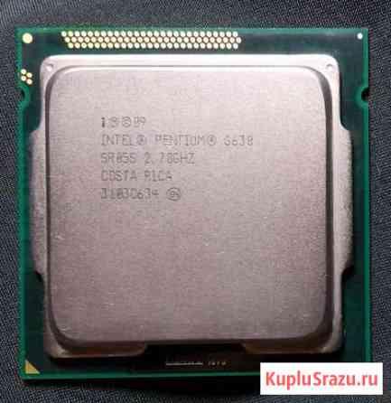 Процессор Pentium G630 LGA1155 2.7GHz Тамбов