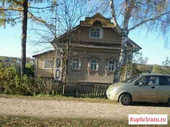 Дом 40 кв.м. на участке 41 сот. Калязин