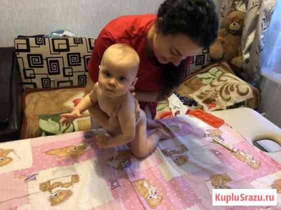 Детский массаж с выездом на дом Рязань