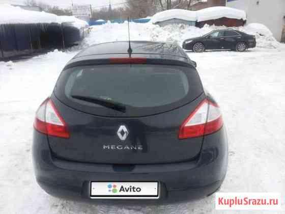 Renault Megane 1.6МТ, 2013, 90000км Самара