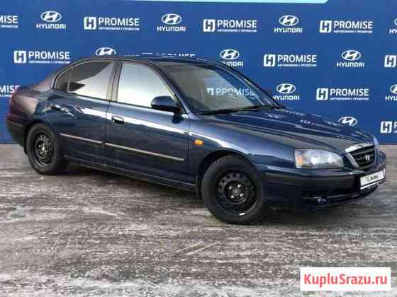 Hyundai Elantra 1.6МТ, 2009, 199957км Самара