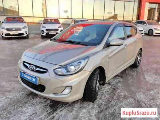 Hyundai Solaris 1.6МТ, 2014, 85000км Самара