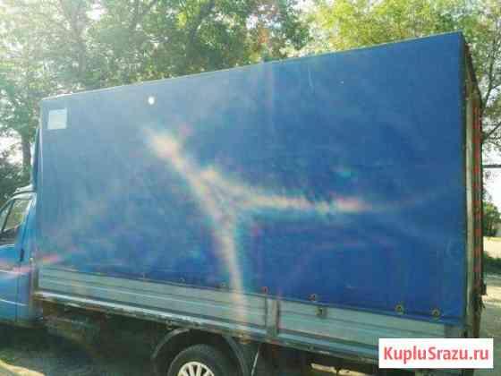 Тентованный кузов газель 3302 Сызрань