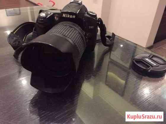 Фотоаппарат Nikon D90 с объективом 18-105 Новокуйбышевск