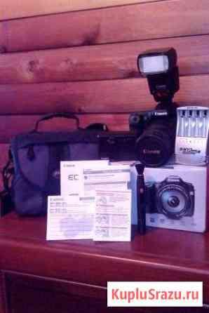 Зеркальный Профессиональный фотоаппарат Canon Eos Курумоч