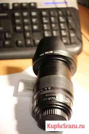 Объектив Canon EFS 15-85mm Красный Кут